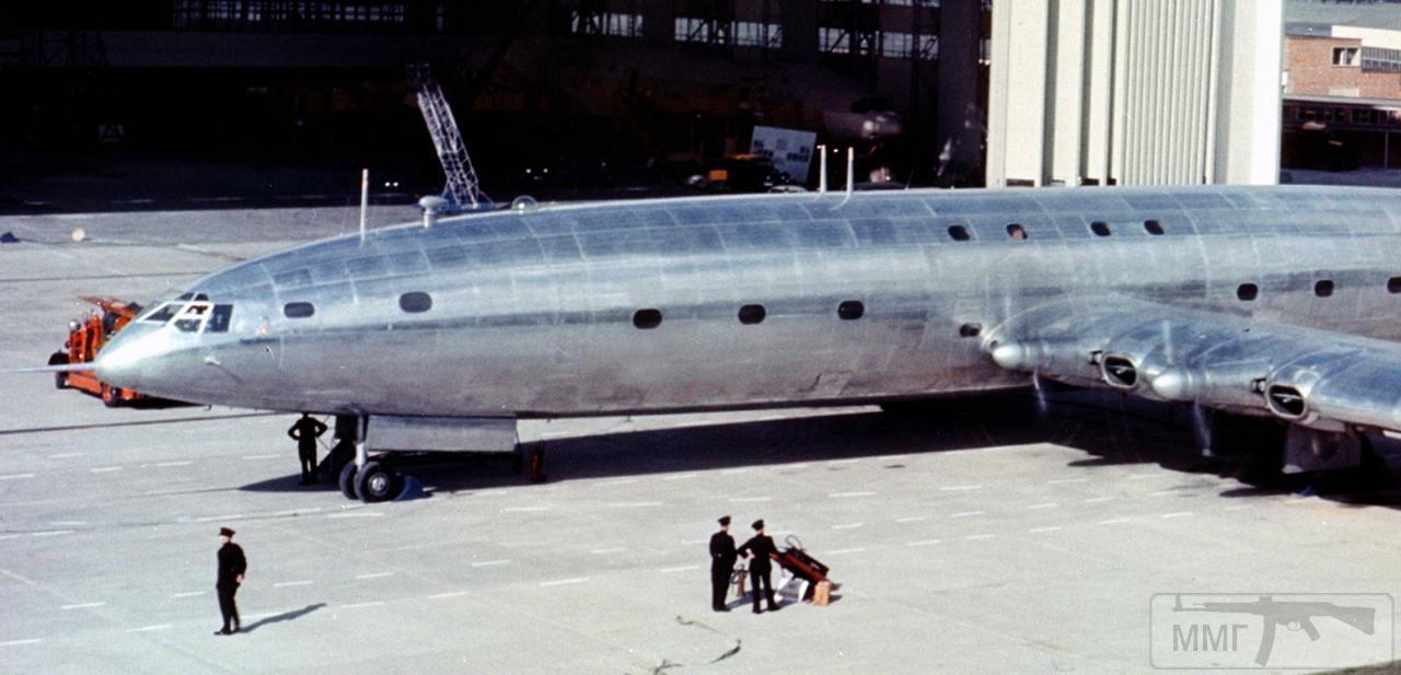 110033 - Самолёты которые не пошли в серийное производство.