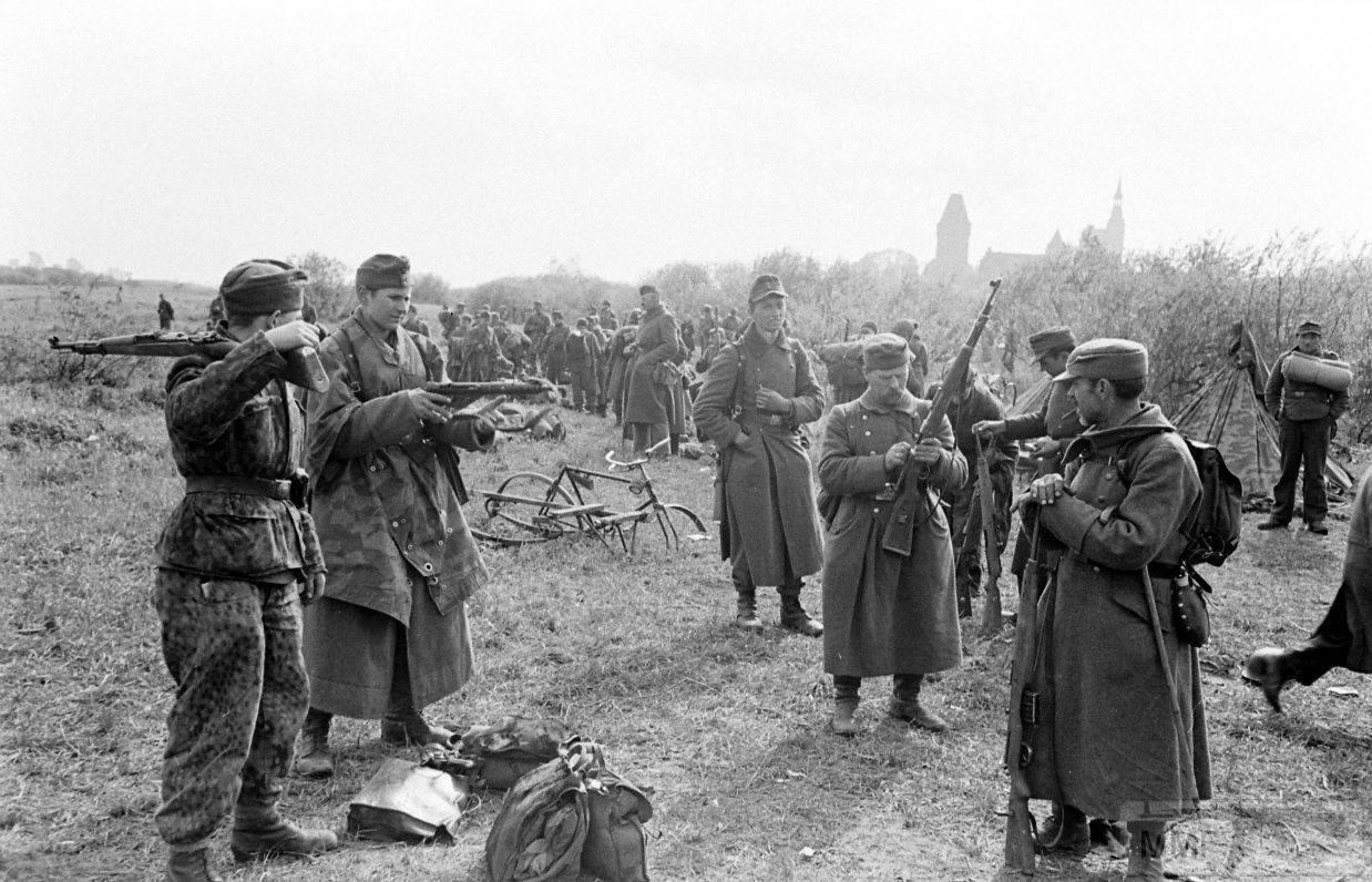 110087 - Военное фото 1939-1945 г.г. Западный фронт и Африка.