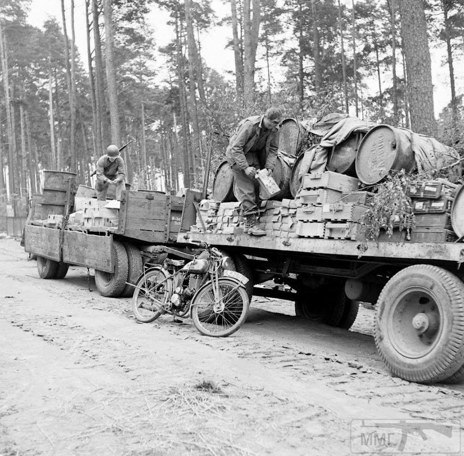110102 - Военное фото 1939-1945 г.г. Западный фронт и Африка.