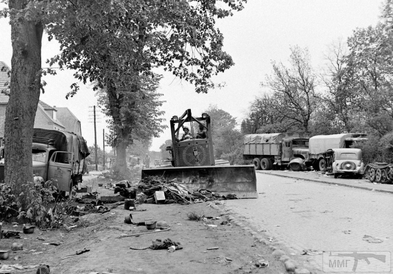 110106 - Военное фото 1939-1945 г.г. Западный фронт и Африка.