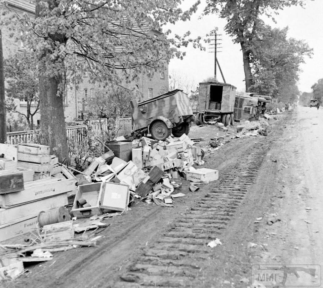 110108 - Военное фото 1939-1945 г.г. Западный фронт и Африка.
