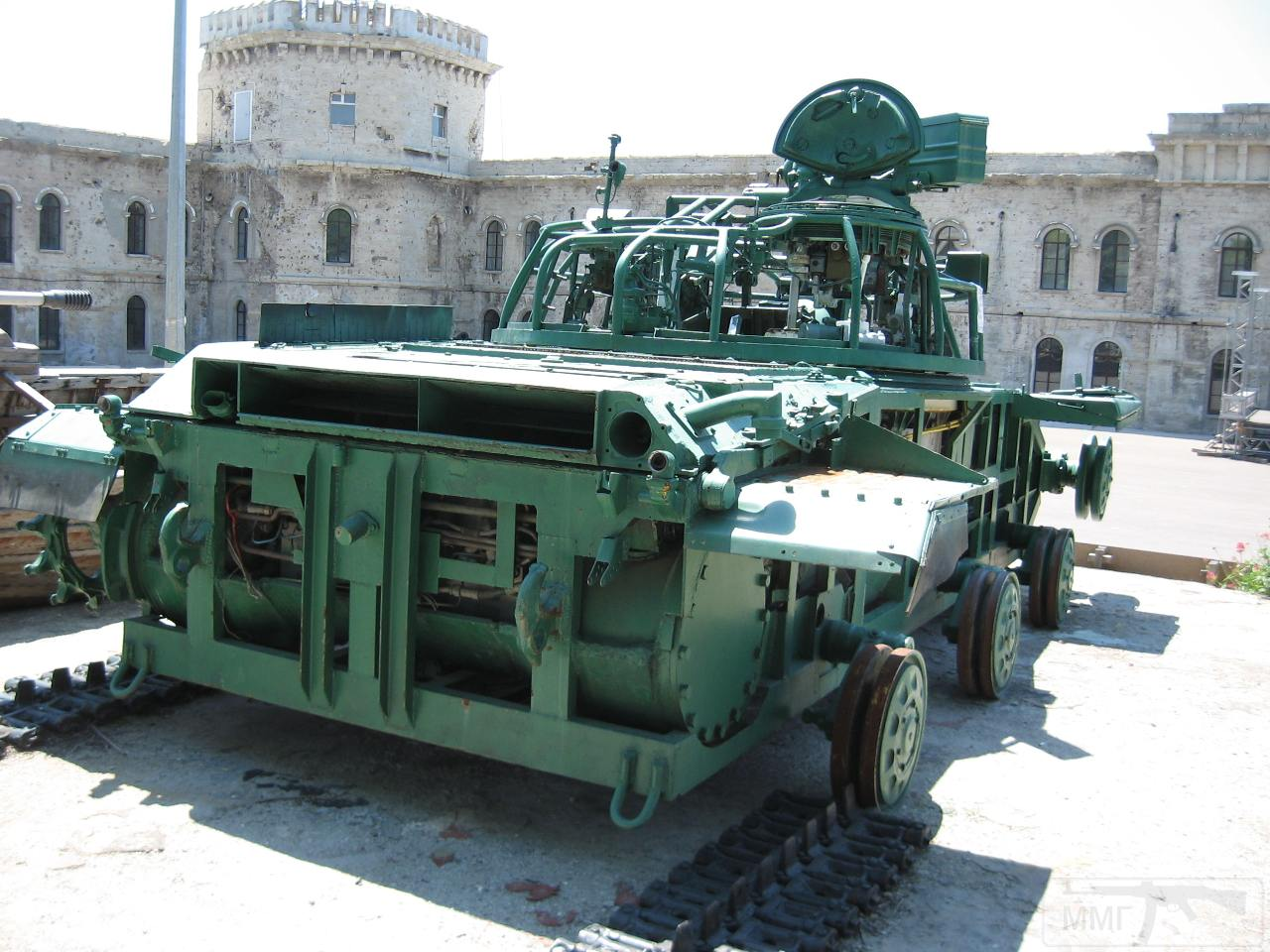 11015 - Немецкая артиллерия Севастополь 2011
