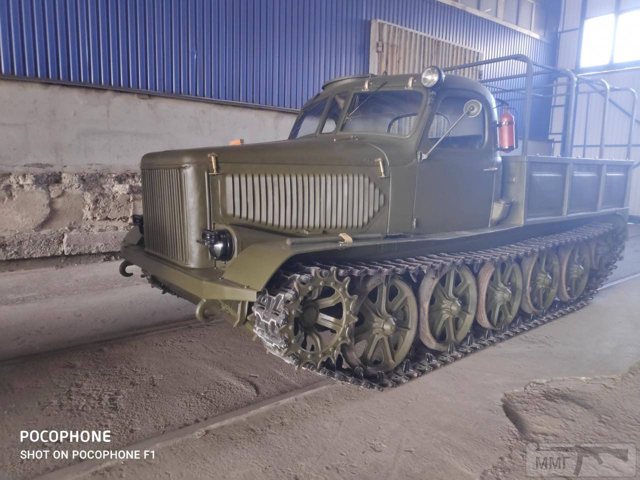 110208 - Музей техники Фаэтон в г. Запорожье