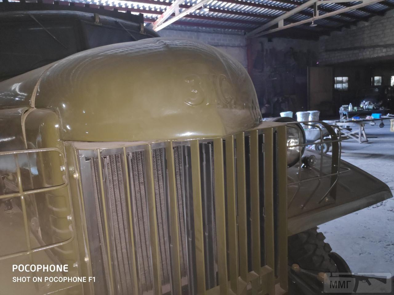 110212 - Музей техники Фаэтон в г. Запорожье