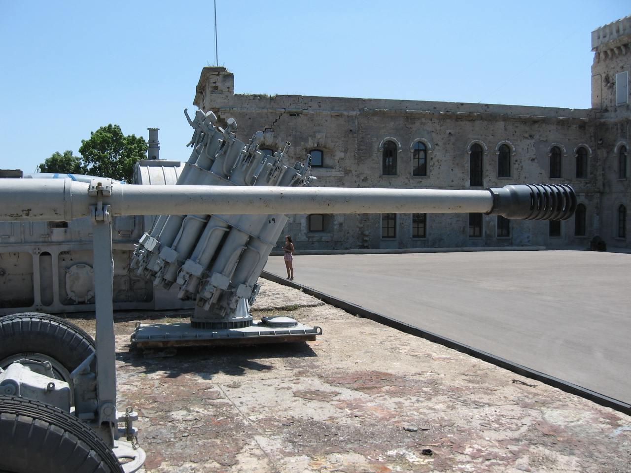 11023 - Немецкая артиллерия Севастополь 2011