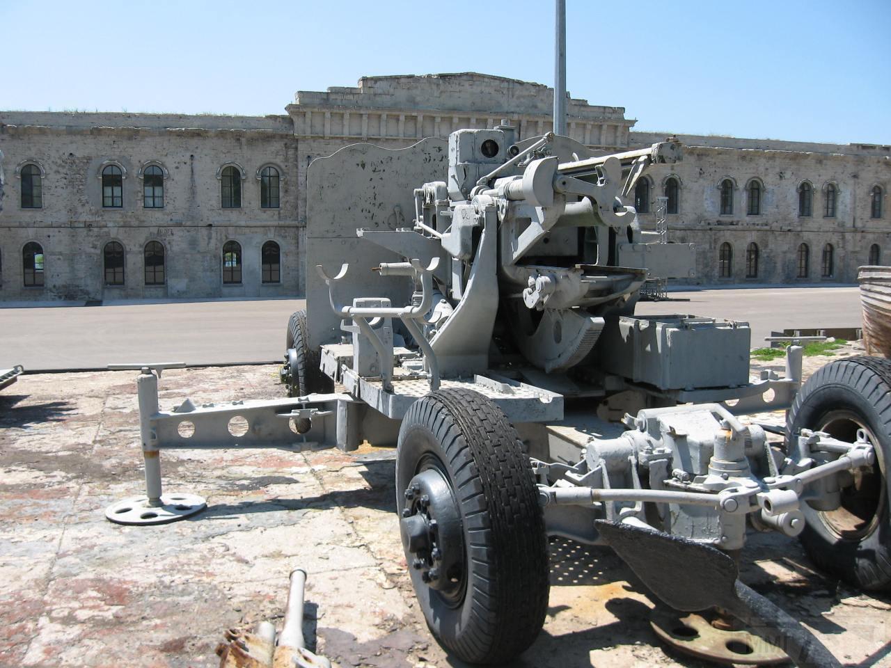 11026 - Немецкая артиллерия Севастополь 2011