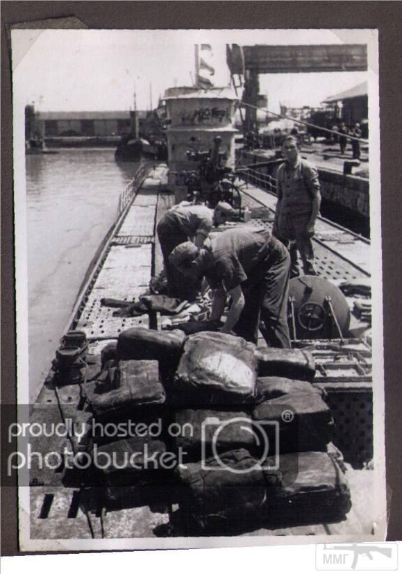 110260 - Действия немецких подлодок в Атлантике