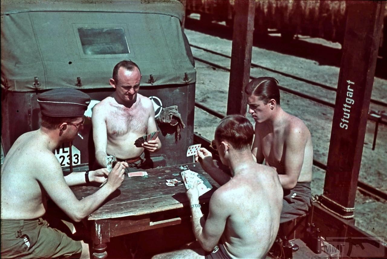 110261 - Военное фото 1941-1945 г.г. Восточный фронт.