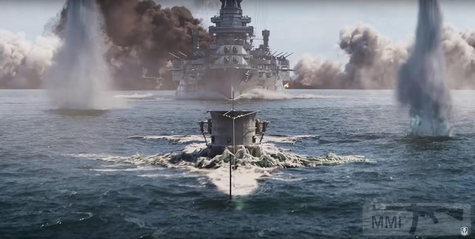 110315 - Действия немецких подлодок в Атлантике