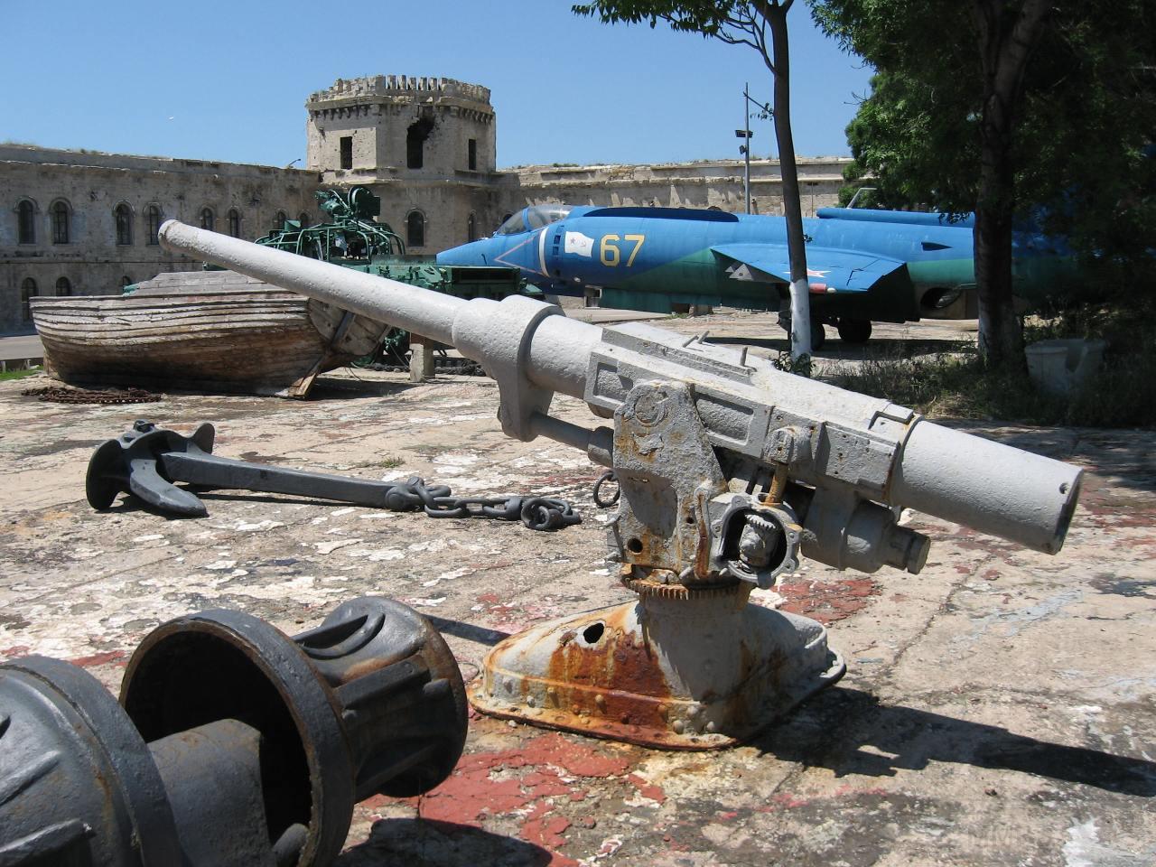 11034 - Немецкая артиллерия Севастополь 2011