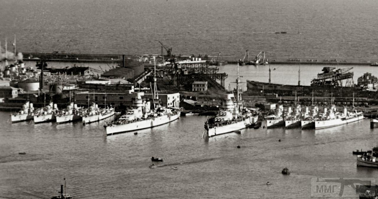 110456 - Regia Marina - Italian Battleships Littorio Class и другие...