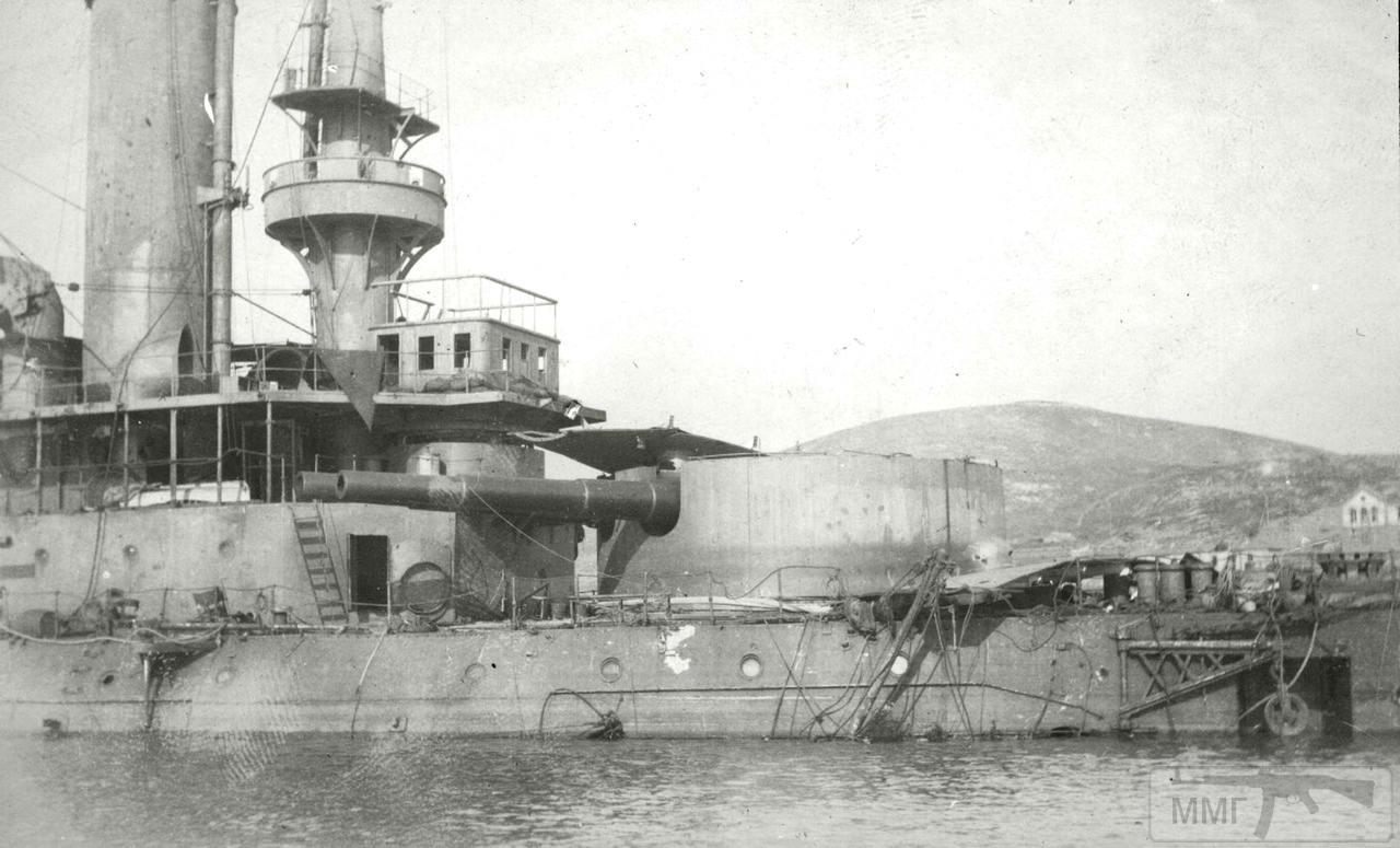 """110468 - Эскадренный броненосец """"Полтава"""""""