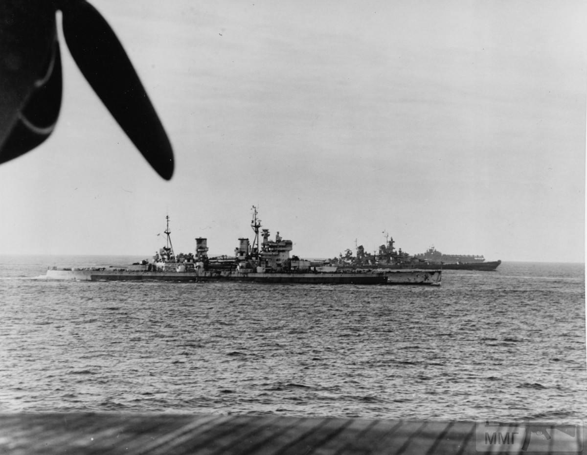110479 - Военное фото 1941-1945 г.г. Тихий океан.