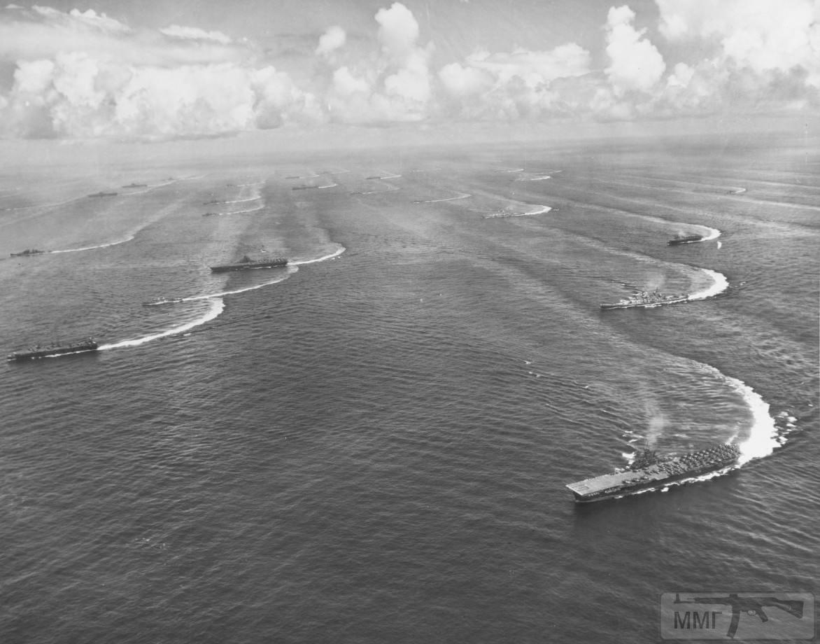 110480 - Военное фото 1941-1945 г.г. Тихий океан.