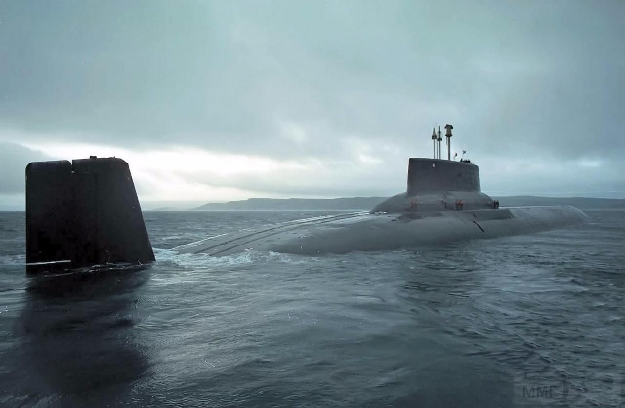 11050 - Атомные субмарины.
