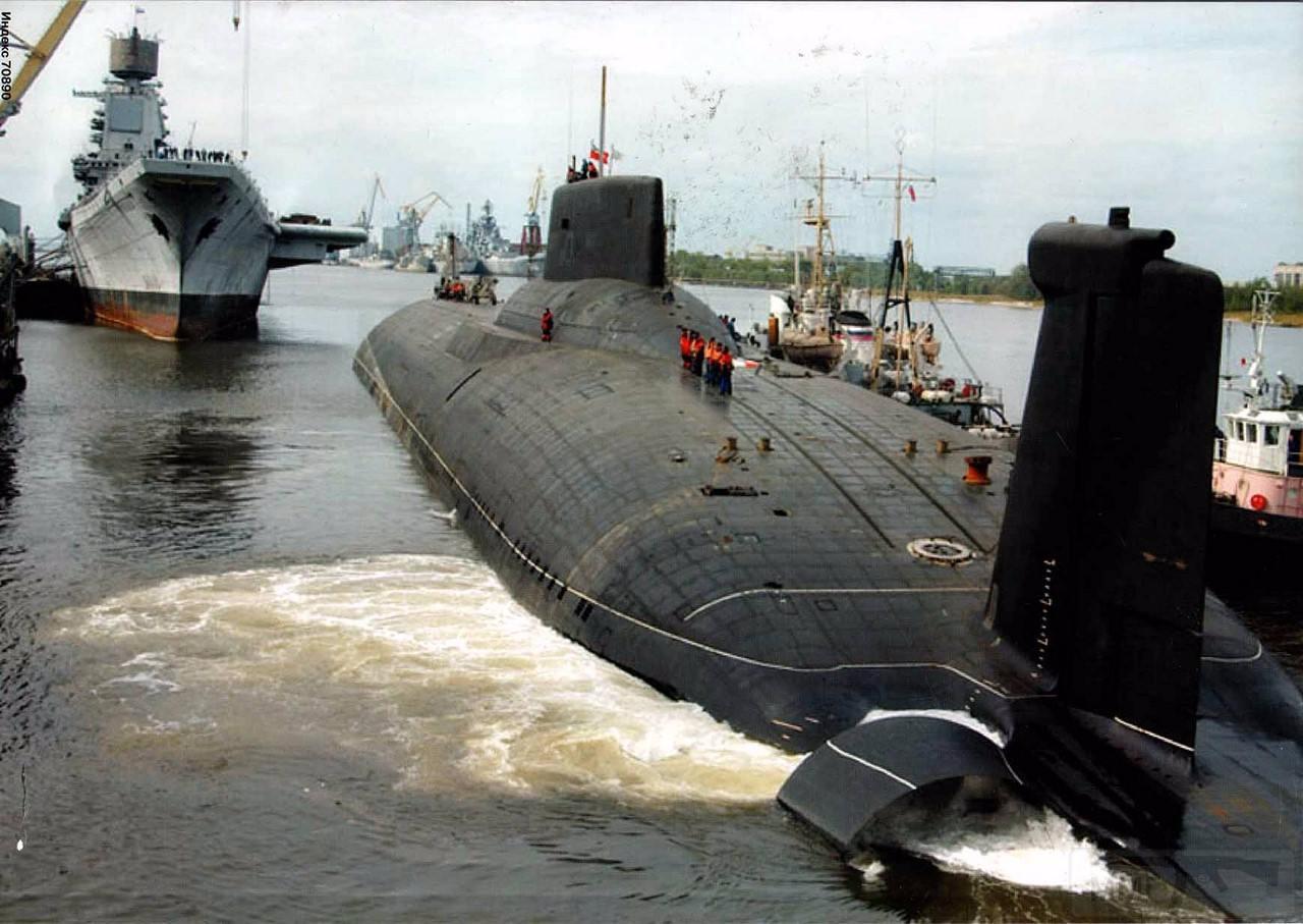 11051 - Атомные субмарины.