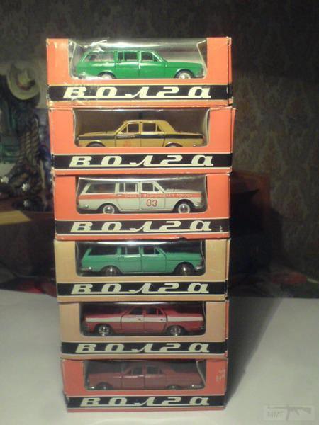 11090 - Автомобили-копии производства СССР