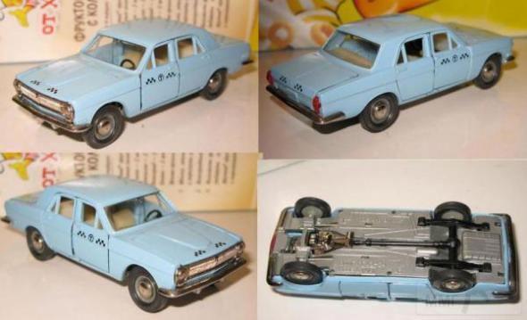11092 - Автомобили-копии производства СССР