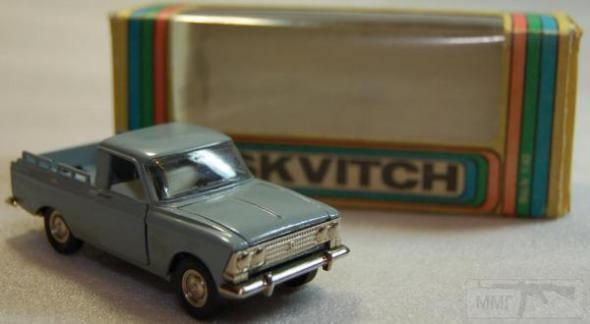 11097 - Автомобили-копии производства СССР