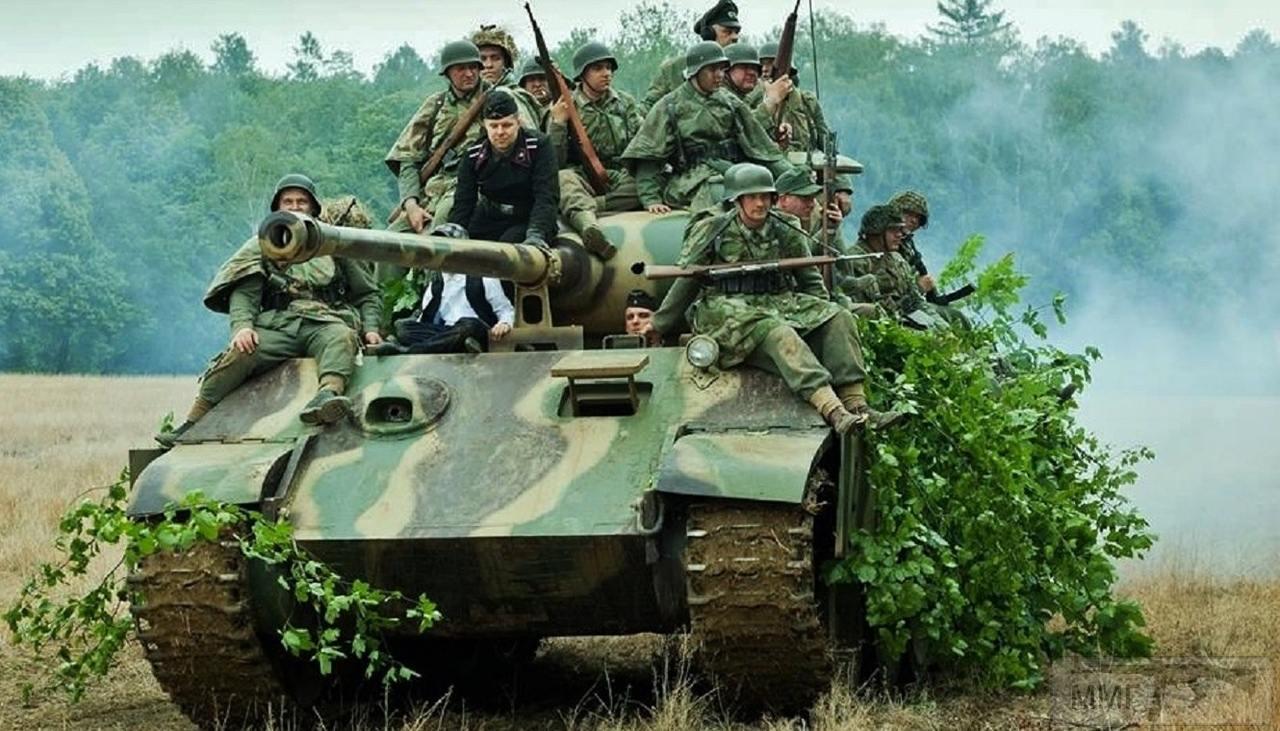 110993 - Деревянный танк