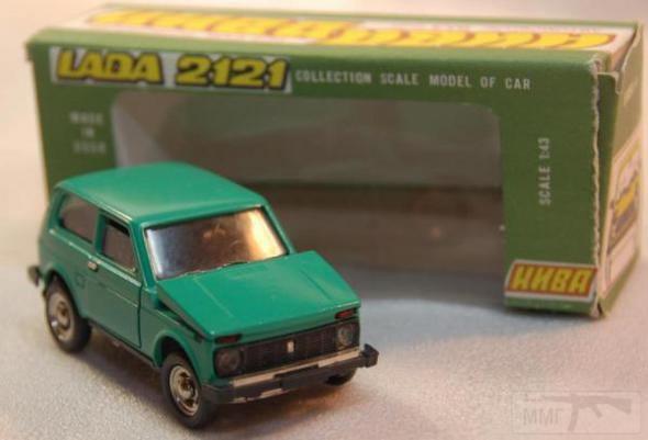 11105 - Автомобили-копии производства СССР