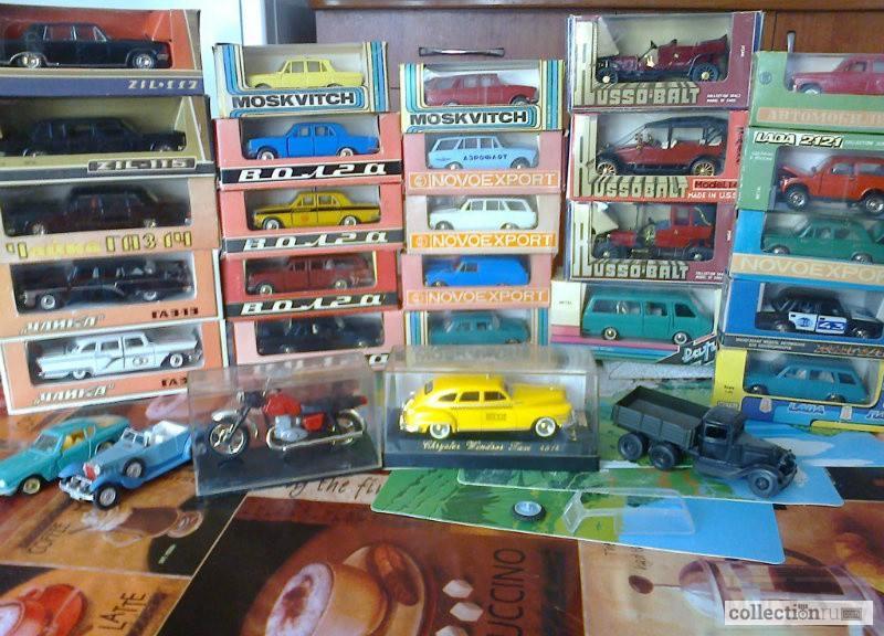 11106 - Автомобили-копии производства СССР
