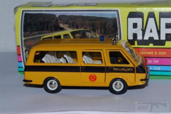 11107 - Автомобили-копии производства СССР