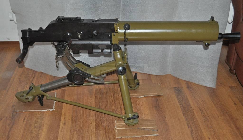 1111 - Пулемет Шварцлозе мод VZ29