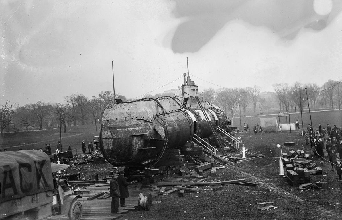 11113 - Волчьи Стаи - Германские подводные лодки двух мировых войн