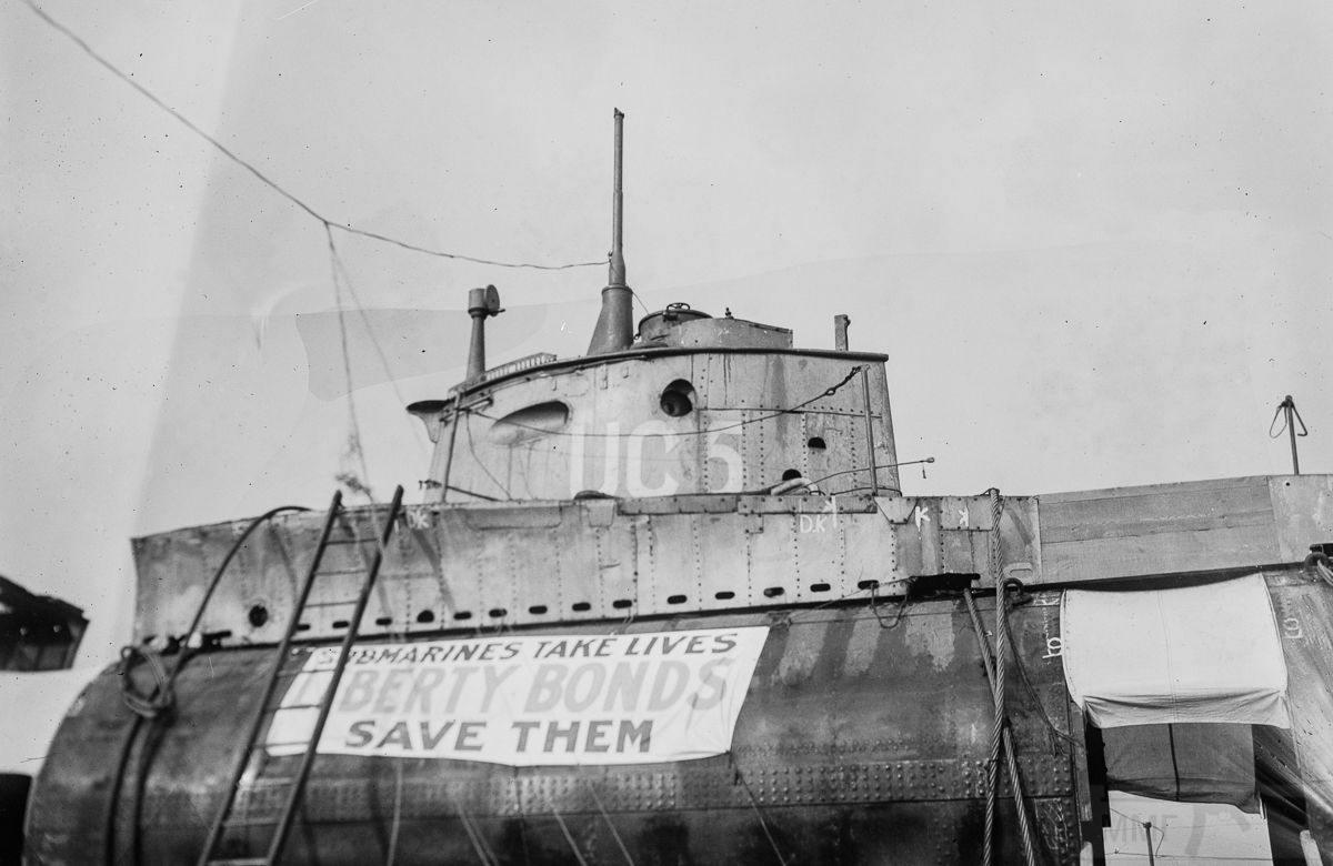 11115 - Волчьи Стаи - Германские подводные лодки двух мировых войн