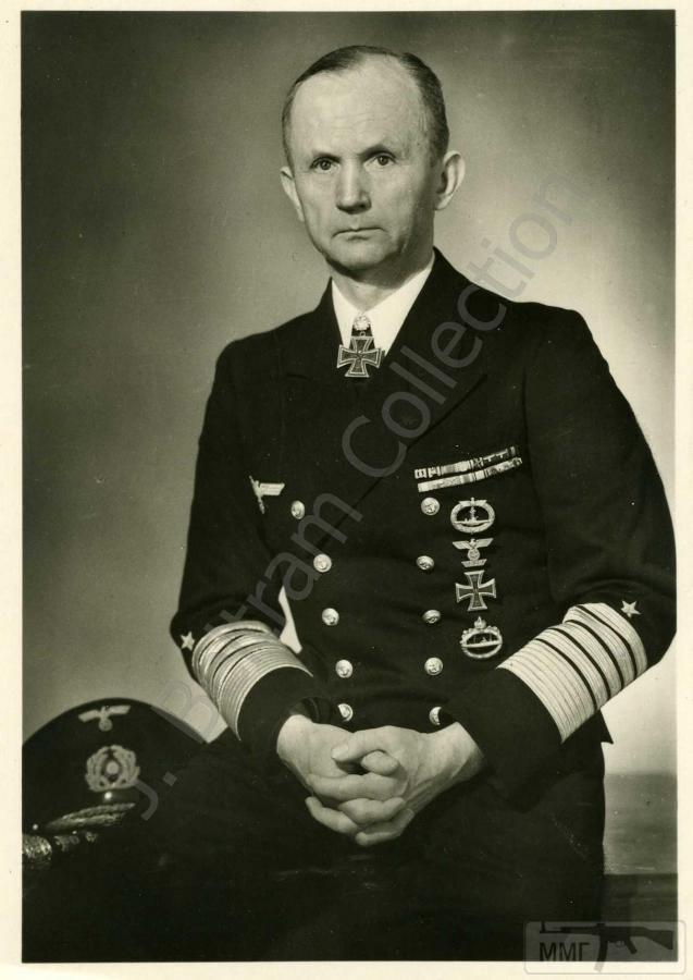 111154 - Действия немецких подлодок в Атлантике