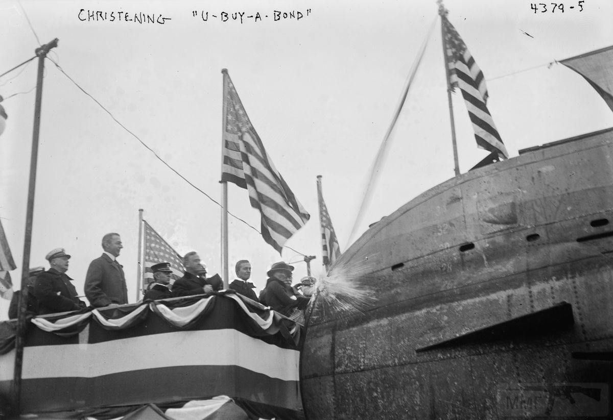 11117 - Волчьи Стаи - Германские подводные лодки двух мировых войн