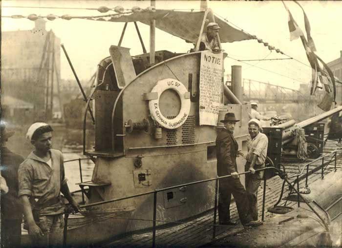 11118 - Волчьи Стаи - Германские подводные лодки двух мировых войн