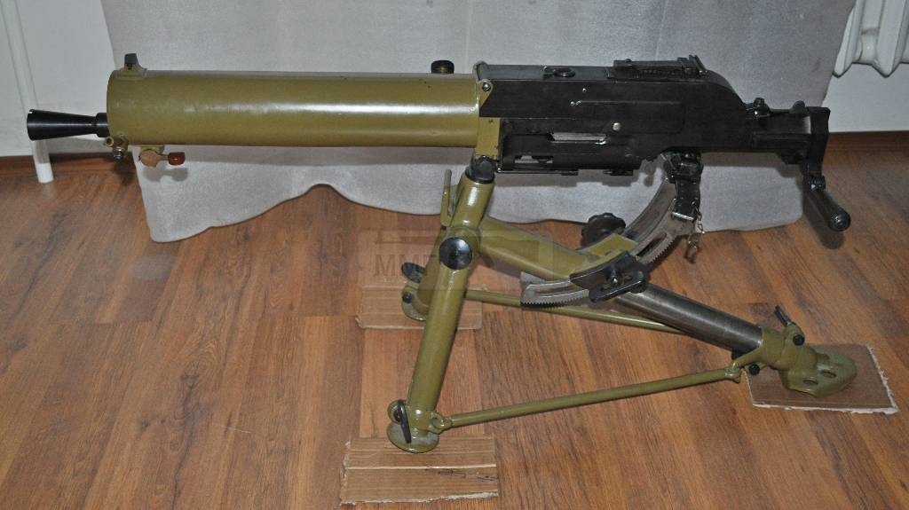 1112 - Пулемет Шварцлозе мод VZ29