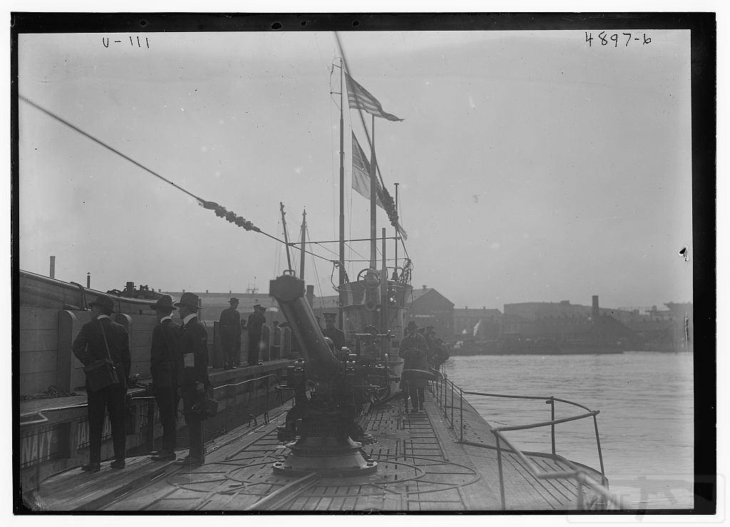 11121 - Волчьи Стаи - Германские подводные лодки двух мировых войн