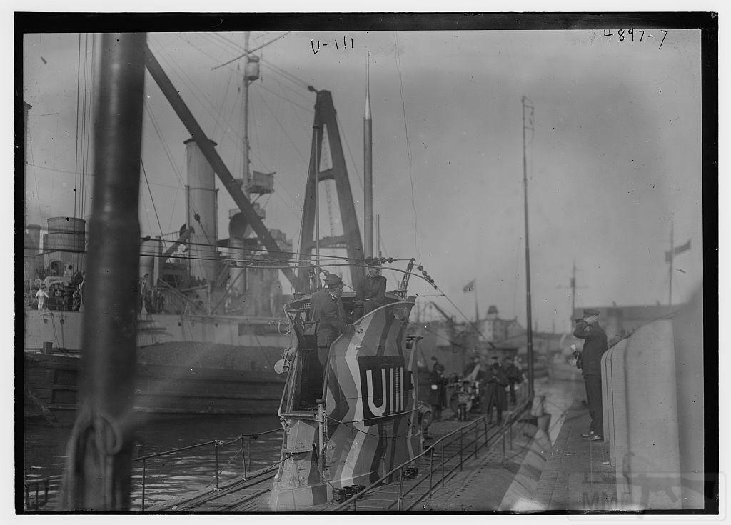 11122 - Волчьи Стаи - Германские подводные лодки двух мировых войн