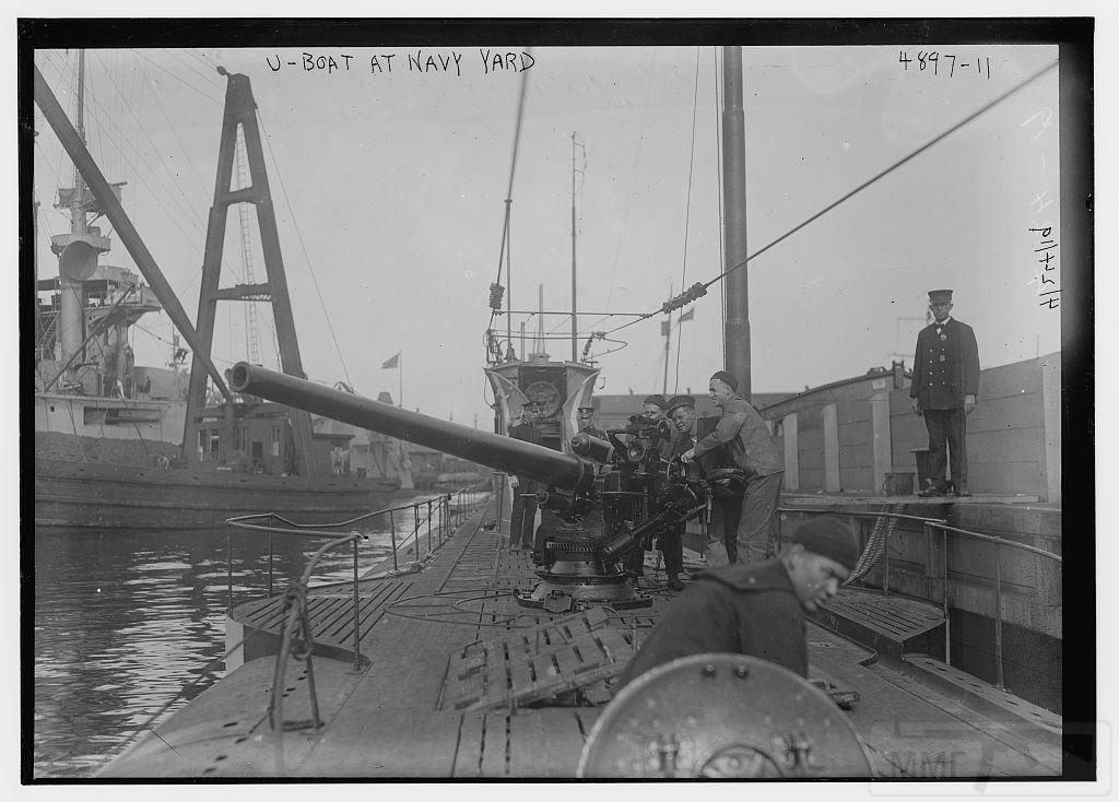 11124 - Волчьи Стаи - Германские подводные лодки двух мировых войн