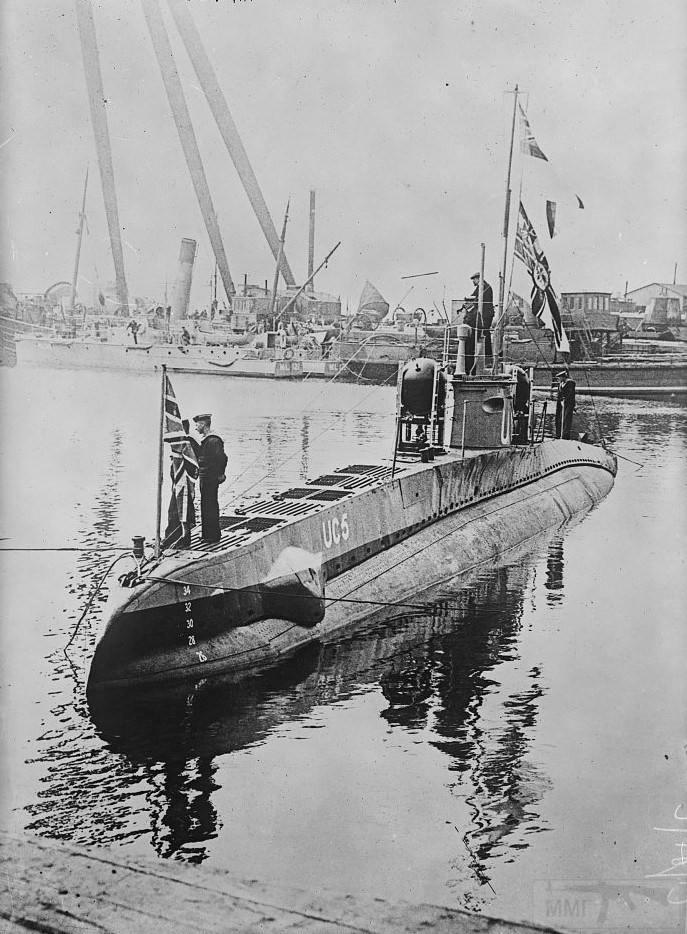11125 - Волчьи Стаи - Германские подводные лодки двух мировых войн