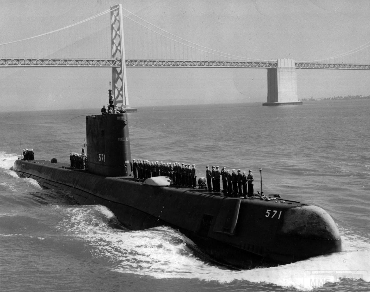 11143 - Атомные субмарины.