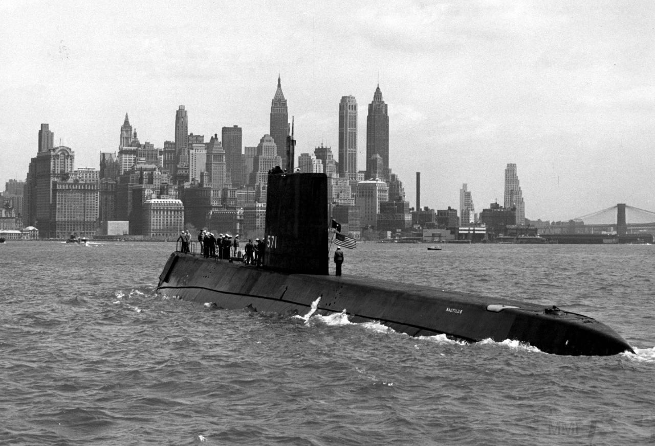 11144 - Атомные субмарины.