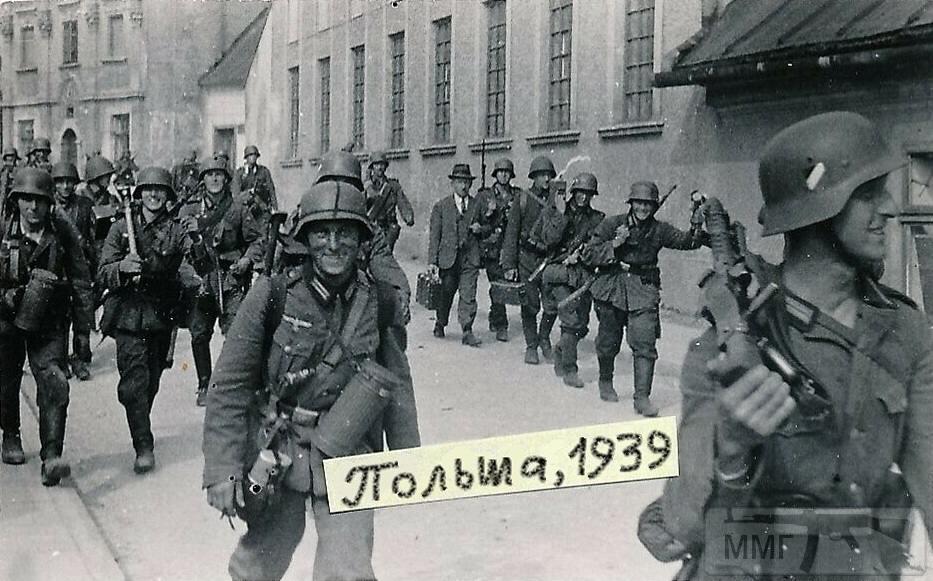 111455 - Раздел Польши и Польская кампания 1939 г.