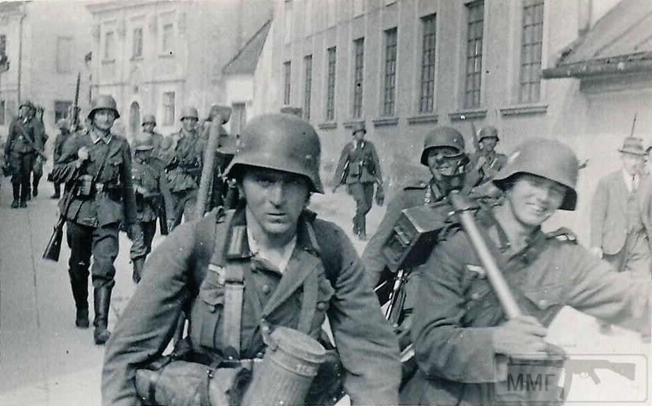 111456 - Раздел Польши и Польская кампания 1939 г.