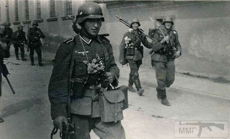111457 - Раздел Польши и Польская кампания 1939 г.