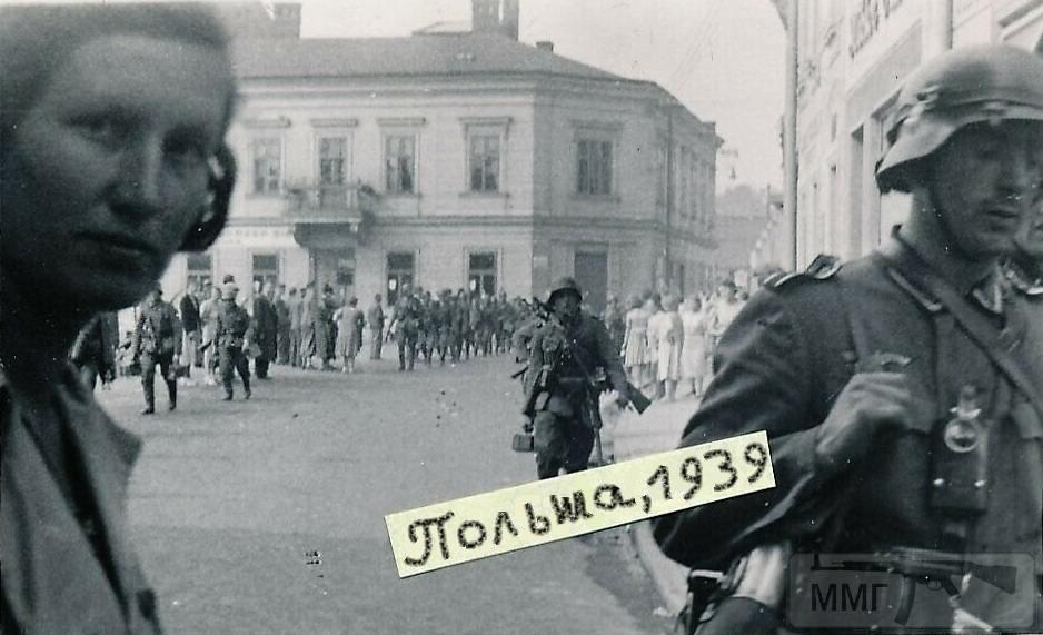 111458 - Раздел Польши и Польская кампания 1939 г.