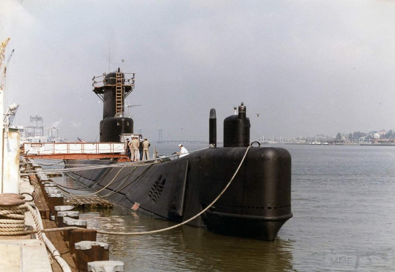 11147 - Атомные субмарины.
