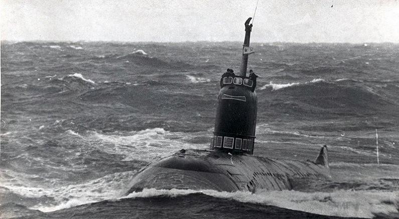 11151 - Атомные субмарины.