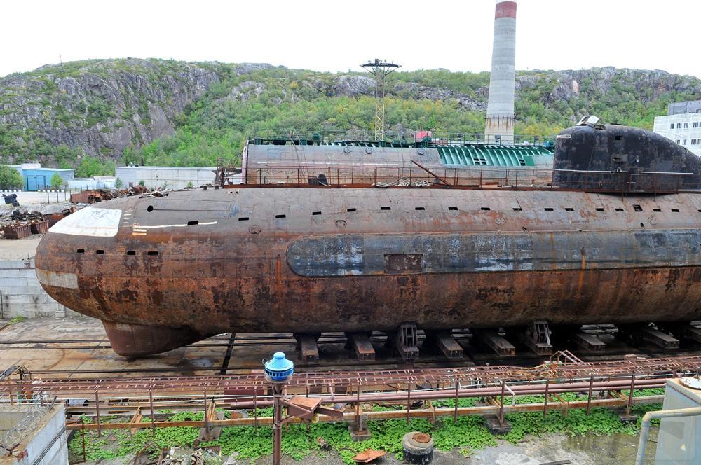 11152 - Атомные субмарины.