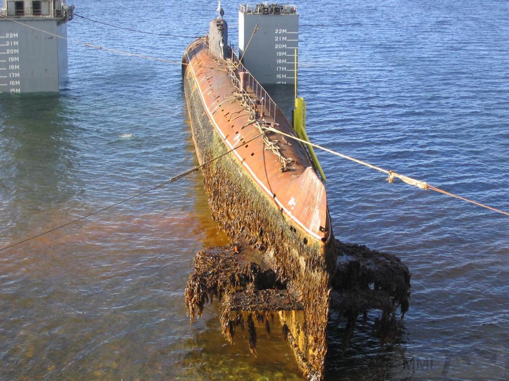 11153 - Атомные субмарины.