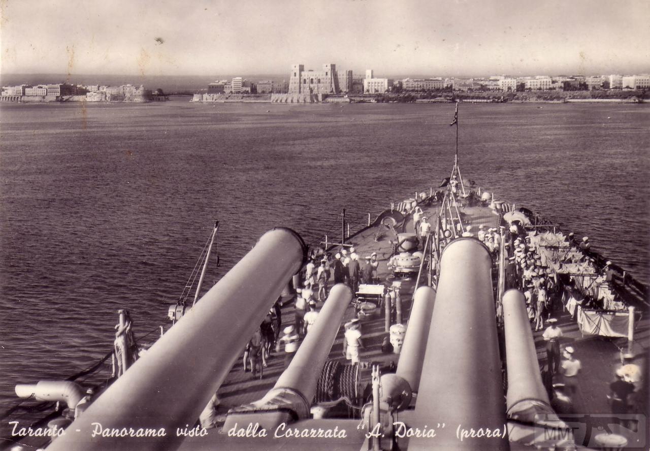 111585 - Regia Marina - Italian Battleships Littorio Class и другие...