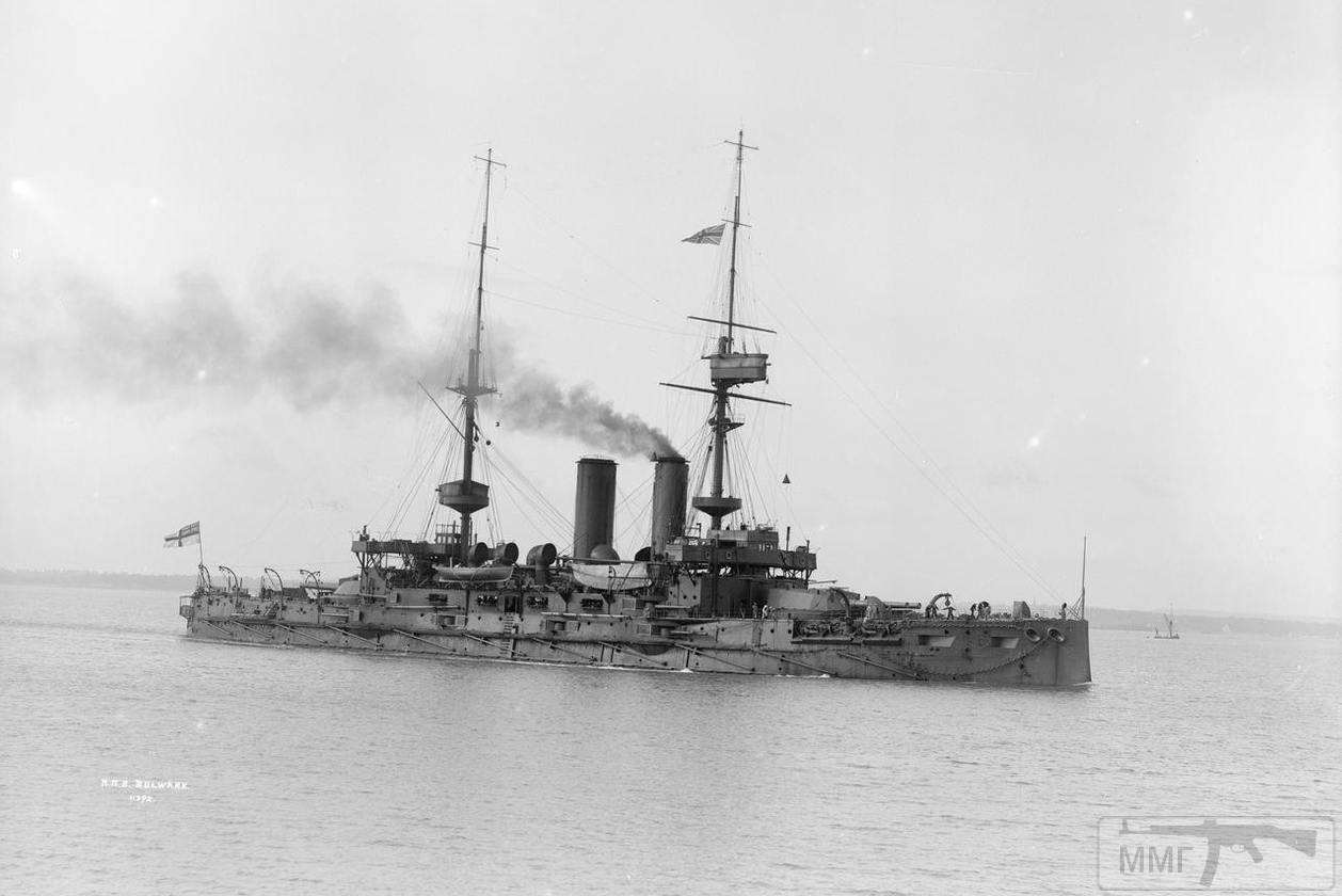 111586 - Броненосцы, дредноуты, линкоры и крейсера Британии